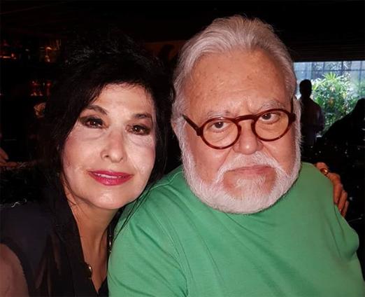 Hanna e Ricardo Amaral
