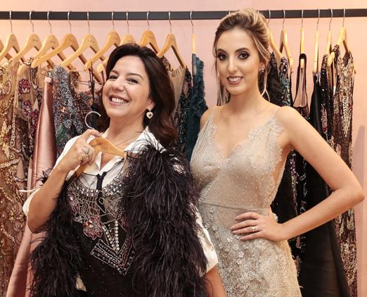 Luciana Liviero e Leticia Manzan