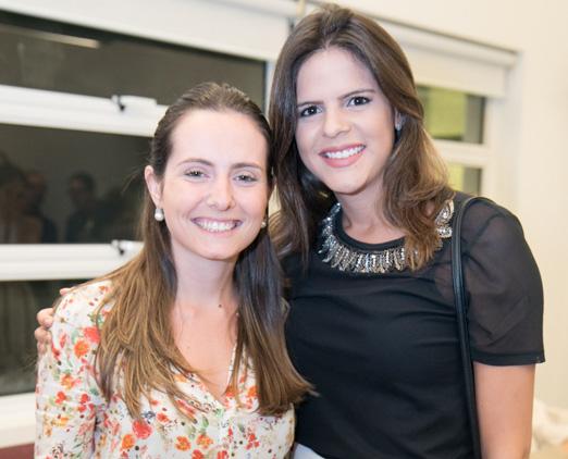 Patricia Couto e Ana Carolina Sodré