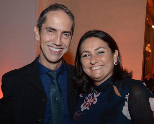 Pedro Lessa e Flavia Toledo