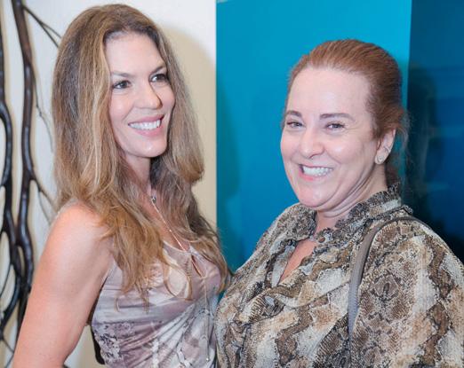 Viviane Rocha e Priscilla Levinsohn